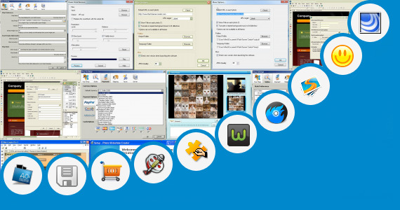 Software collection for Nestrojava Theme Creator