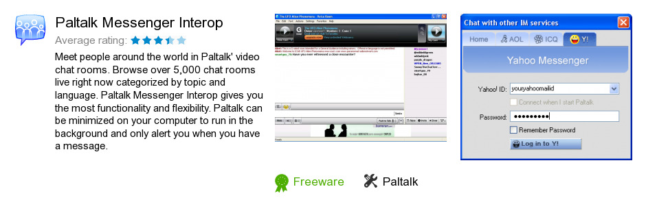 Paltalk Messenger Interop