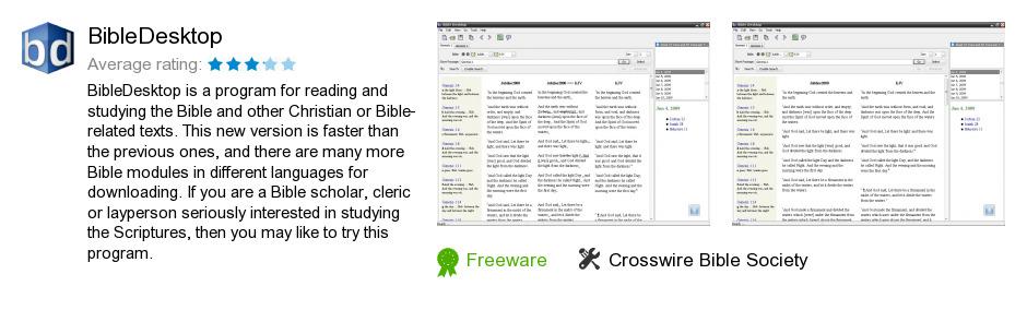 BibleDesktop