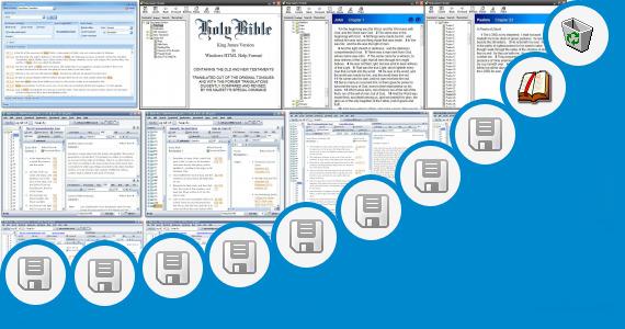 Pc study bible 5 software