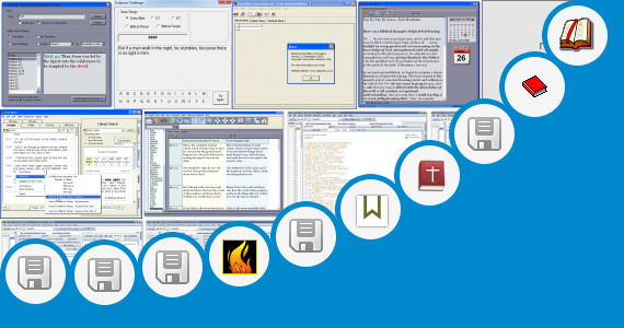 Software collection for Telugu Cross References Bible