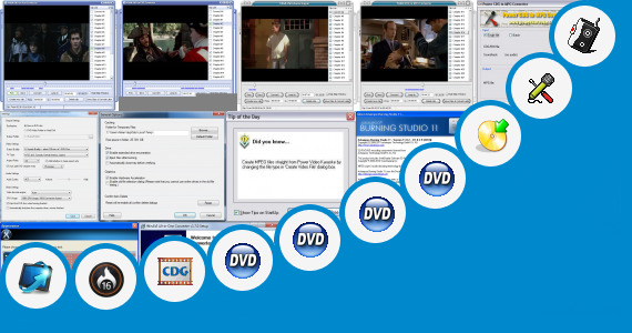 Software collection for Dvd Karaoke To Vcd Transfer