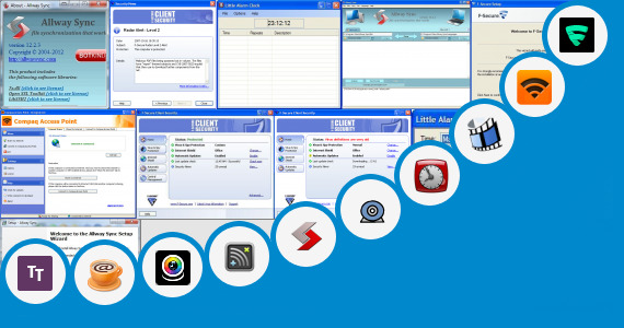 Software collection for Uc Apps Laptop Accer