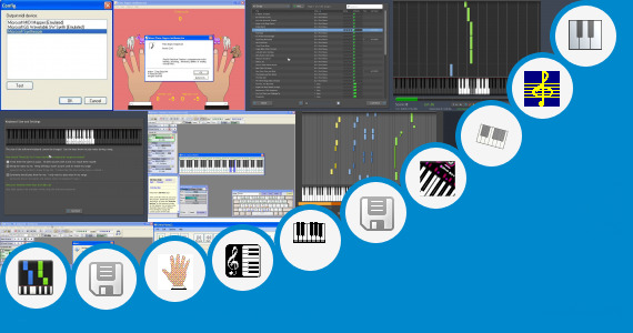 Software collection for Piano Files Of Malayalam
