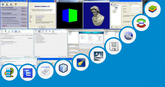 Software collection for Bluestack Java Version