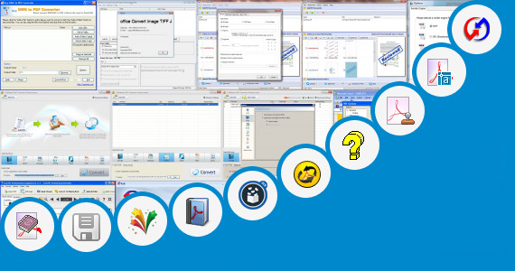 Software collection for Pdf Utility Professional Version Apk