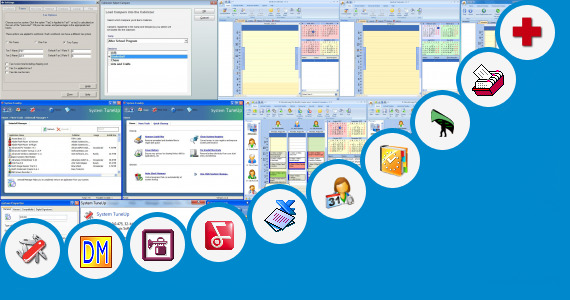 Software collection for Medical Store Management System Dfd