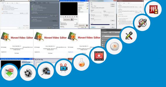 Software collection for 5mb Video Songs