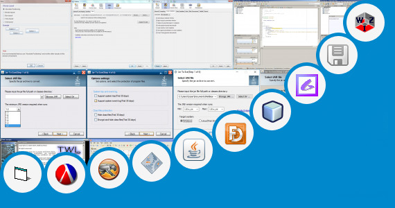Software collection for Atm Code In Java Gui