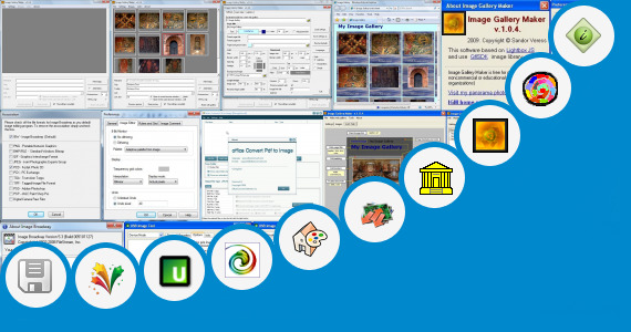 Software collection for Vikas Name Style Image