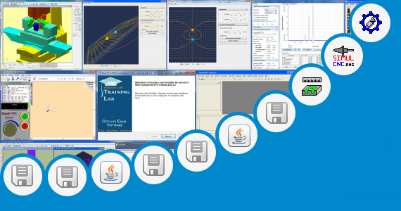 Software collection for Cnc Simulation Java