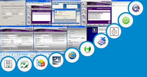 Software collection for Create A Utility Bill