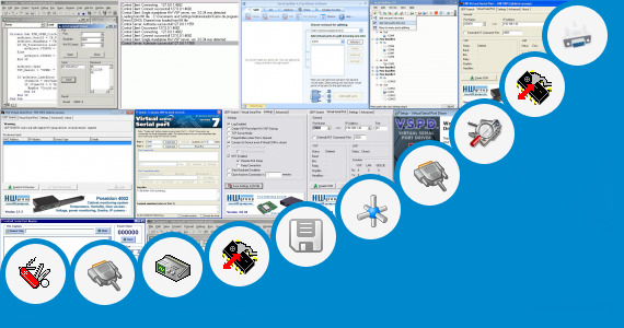 Software collection for Su2 Serial Port Drivers