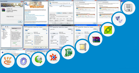 Software collection for Kgp To Rar Converting Software