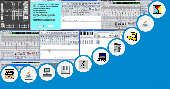 Software collection for Yamaha Keyboard Sinhala Songs Styles