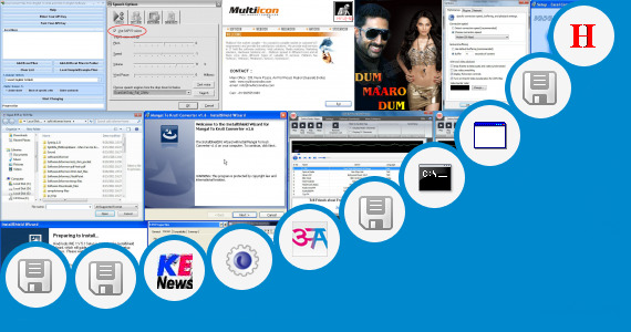 Software collection for Bf Hd Hindi Down