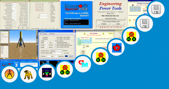 Software collection for Learn Basic Electronics In Hindi