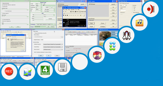Software collection for Kanjana 2 Compressed Mp3