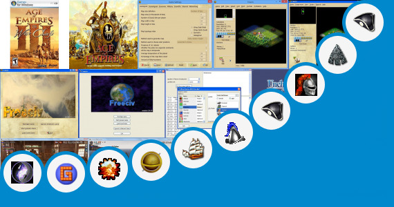 Software collection for Game Age Of Empire Hp S40