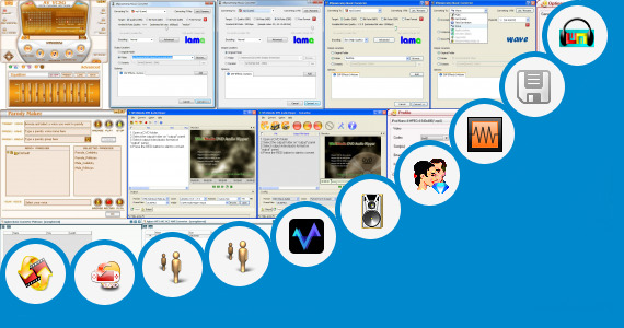 Software collection for Gujrati Lovers Audio