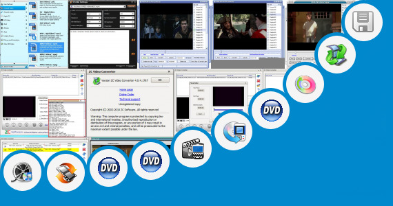 Software collection for Police Power Film Mp3