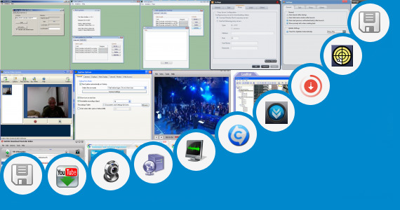 Software collection for Local Video Bf Come