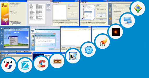 Software collection for Oni 3 Control Of Keyboard