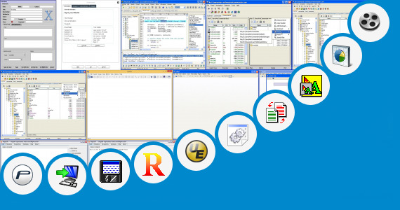 Software collection for File Manager Java 240 400 For