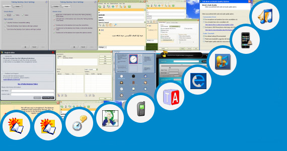 Software collection for Number Talk Ringtone