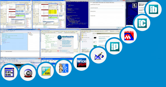 Software collection for 8051 Ide 64 Bit