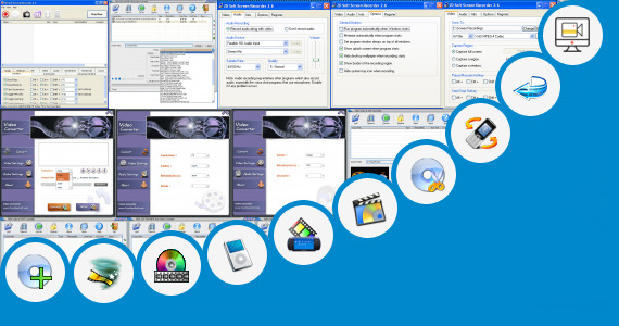 Software collection for Vivah Video Soft