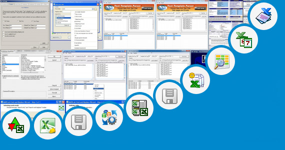 Software collection for Bbs Excel Template