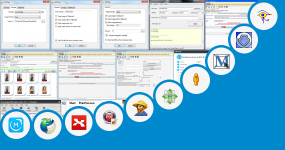 Software collection for Image Clote Open Apps