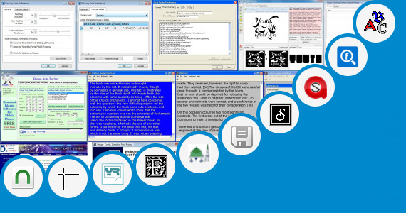 Software collection for How To Read Amharic Font In Uc