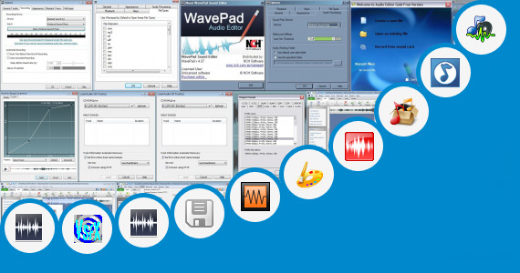 Software collection for Mp3 Editor Add Echo Apk