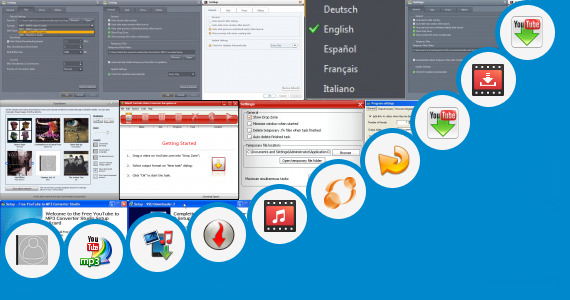 Software collection for Ucb Browser Video Song