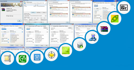 Software collection for Windows 95 Iso Rar Highly Compressed