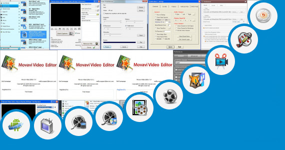 Software collection for Kanncha2 Movie Video Songs