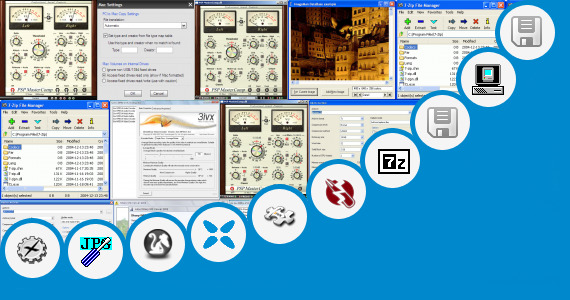 Software collection for Windows 95 Img In Highly Compressed