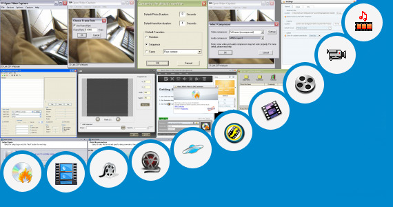 Software collection for Bf Video Picture Open Video