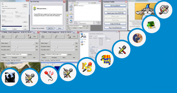 Software collection for Midi File Karaoke Mp3 Malayalam Movie Songs