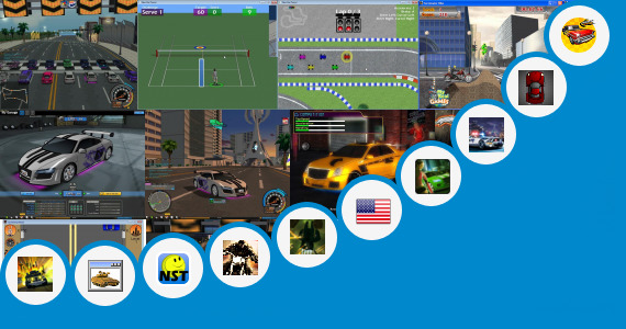 Software collection for City Racing Game Trainers