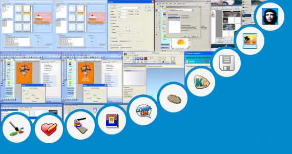 Software collection for Template For Modulo Art