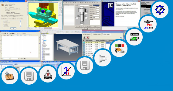 Software collection for Cnc Simulation Simulation Apk