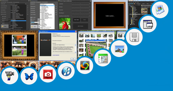 Software collection for Double Photo Frame Free For Java Phone