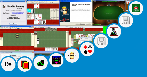 Software collection for 13 Cards Indian Rummy Game Free Offline