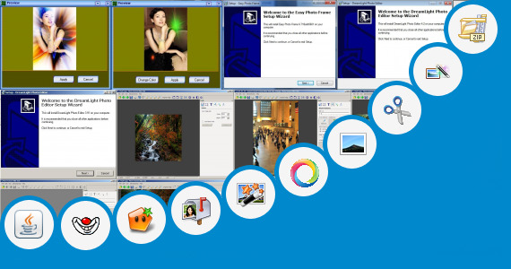 Software collection for Photo Funny Java Software