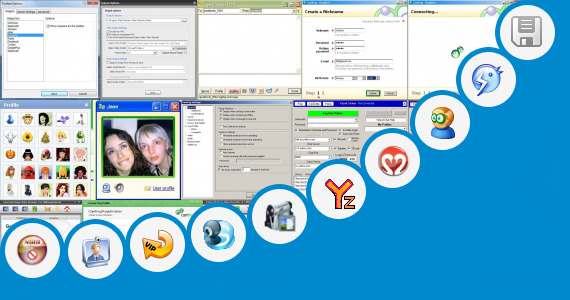 Software collection for Chat Video Sisx