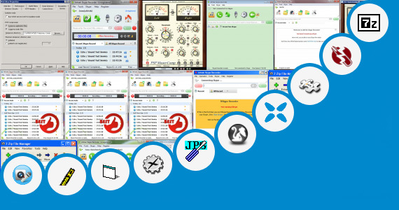 Software collection for Win 9 Highly Compressed
