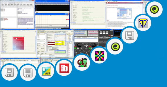Software collection for Basic Electronic In Hindi Down